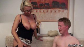 Stiefmutter und sohn porno